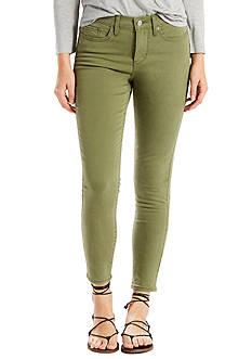 Levi's 311 Shape Skinny Ankle Jeans