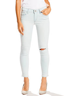Levi's® 710 Super Skinny Ankle Jeans
