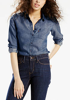 Levi's One Pocket Button Down Shirt
