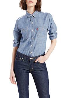 Levi's Boyfriend Workwear Shirt