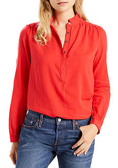 Levi's® Val Popover Blouse