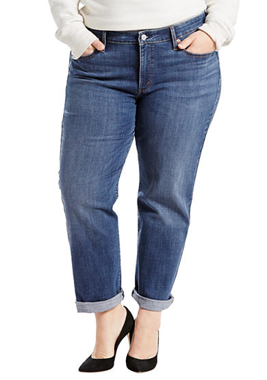 Levi's® Plus Size Boyfriend Fit Newport Way Jeans
