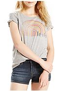 Levi's® Logo Graphic Perfect Tee Record