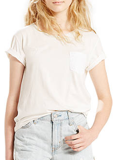 Levi's Perfect Pocket Lace Tee