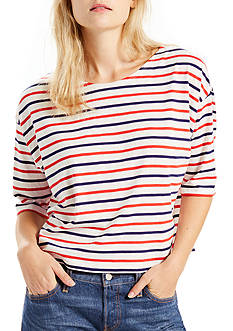 Levi's Malorie Striped Tee