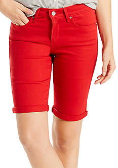 Levi's Bermuda Short Soft Cherry Bomb