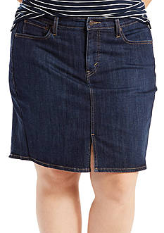 Levi's Plus Size Icon Skirt