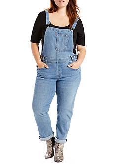 Levi's Plus Size Jean Overalls