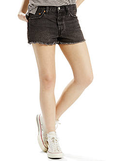 Levi's® 501 Black Abyss Shorts