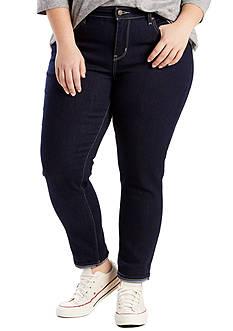 Levi's Plus Size 711 Skinny Jeans
