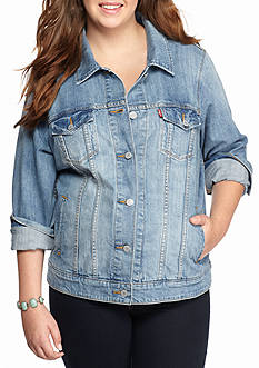 Levi's® Plus Size Trucker Jacket