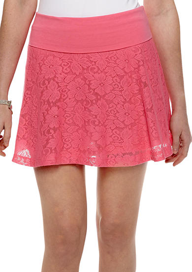 Derek Heart Lace Fit and Flare