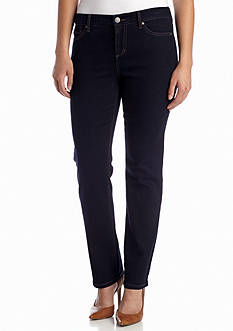 Bandolino Petite Mandie Perfect Fit Jean (Average & Short Inseams)
