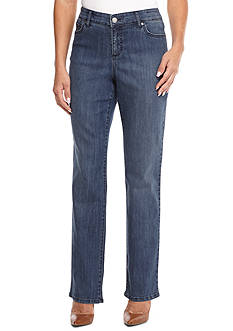 Bandolino Petite Size Mandie Perfect Fit Jeans (Short & Average)