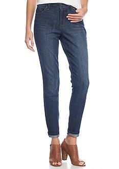 Bandolino Karyn Slim Boyfriend Jeans