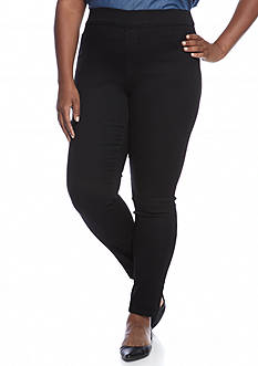 Bandolino Thea Denim Pull-On Leggings