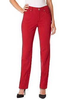Bandolino Petite Size Mandie Short Jean