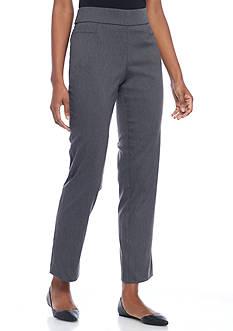 Briggs Petite Solid Pant Short