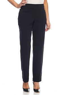Briggs Petite Split Waist Zip Millennium Short Pant