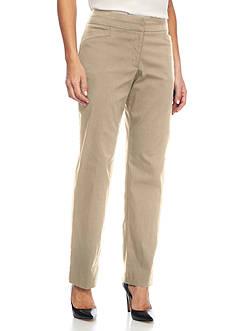 Briggs Petite Split Waist Zip Millinnium Short Pants