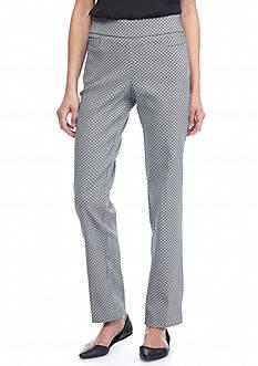 Briggs Petite Jacquard Pants