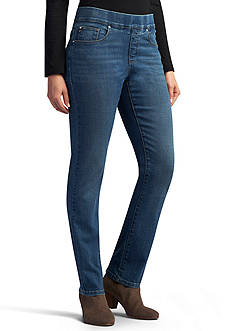 Lee Platinum Evelyn Pull-On Jeans