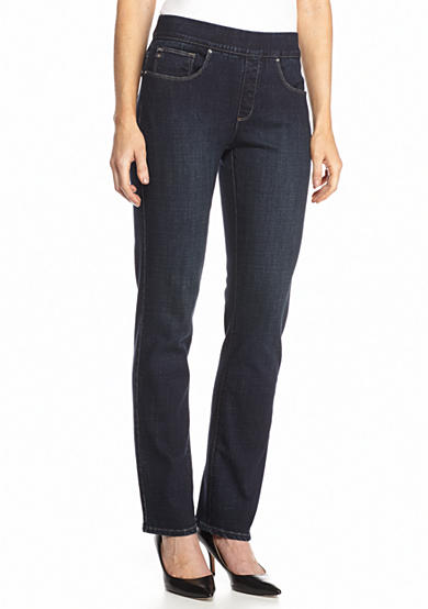 Lee® Platinum Natural Fit Evelyn Pull-on Pants