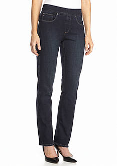 Lee Platinum Natural Fit Evelyn Pull-on Pants