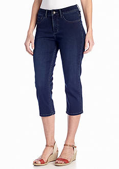 Lee&reg Platinum Easy Fit Capri