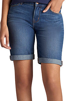 Lee Platinum Petite Size Gunnison Bermuda Shorts