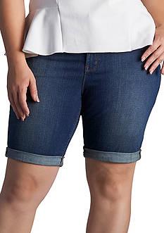 Lee Platinum Plus Size Gunnison Bermuda Shorts