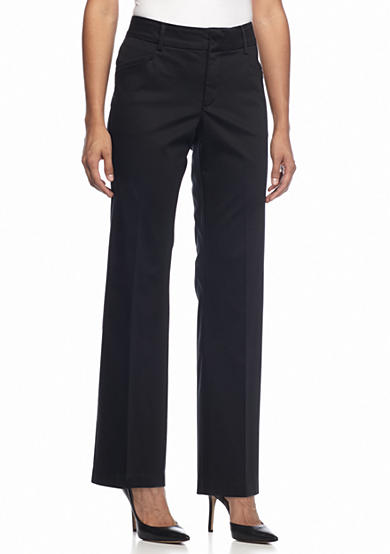 Lee® Platinum Petite Mid Rise Madelyn No Gap Trouser
