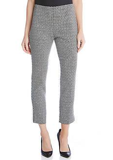 Karen Kane Jacquard Pants