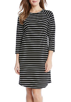 Karen Kane Raglan Shirtail Dress