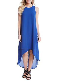 Karen Kane Asymmetric High Low Dress