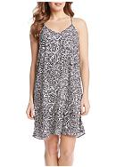 Karen Kane Whimsical Leaf Print Dress