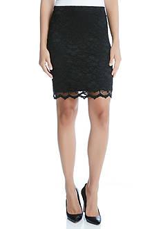 Karen Kane Lace Skirt