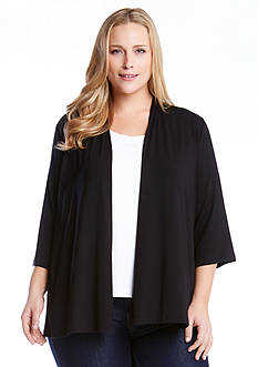 Karen Kane Plus Size Molly Cardigan