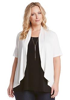 Karen Kane Plus Size Sophie Cardigan
