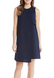 Karen Kane Asymmetric Shift Dress