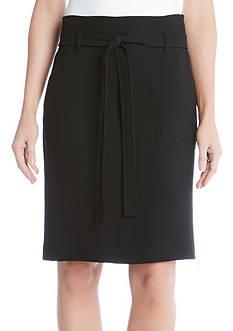 Karen Kane Paperbag Skirt