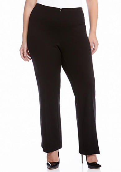 Karen Kane Plus Size Stevie T Pant