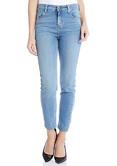 Karen Kane Stone Wash Skinny Jean