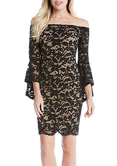 Karen Kane Samantha Lace Dress