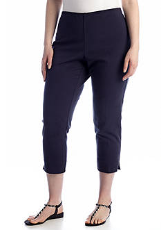 Karen Kane Plus Size Capri Pant