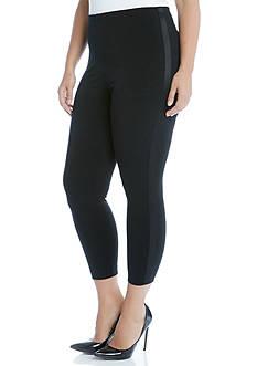 Karen Kane Plus Size Tuxedo Legging