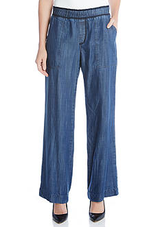 Karen Kane Pull-On Cargo Pants