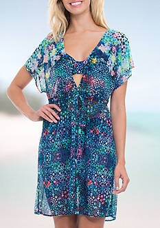 Profile by Gottex Paradise Bay Tunic Swim Cover Up