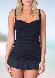 La Blanca Island Goddess Swimdress