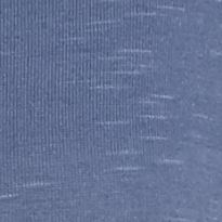 Essentials: Cardigans & Sweaters: Canal Blue Kim Rogers Crochet Hem Cardigan